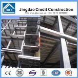 Construction multi d'étage d'acier de construction