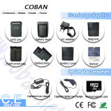 SIM 카드와 Sos, Coban Tk102를 가진 아이를 위한 소형 휴대용 개인적인 GSM GPS 추적자