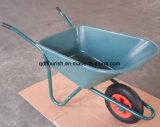 Carro da ferramenta do carrinho de mão de roda do Wheelbarrow Wb6214 da ferramenta de jardim