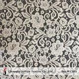 Шнурок ткани платья высокого качества флористический (M1385)