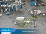 Tomate na linha de mixer de cisalhamento 3000L/H