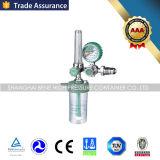 Régulateur médical de l'oxygène de la CE d'OIN avec l'humidificateur