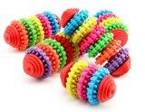 Резиновый инструмент тренировки Chew игрушки шестерни Chew собаки любимчика