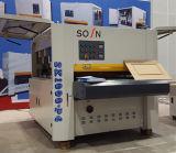 De speciale Gevormde Houten Oppoetsende Machine Sk1000-P4 van de Schuurmachine