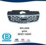 Rio 2009 grille de bouclier avant 86361-1g600