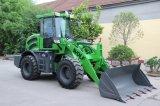 Carregador da roda da maquinaria de construção 2 toneladas para a venda