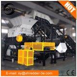 Überschüssige zerreißende Zerkleinerungsmaschine-Maschine für Abfall