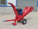 El Ce certificó la amoladora Chipper de madera modificada para requisitos particulares mercado de Mulcher de la desfibradora de Europa para los precios de fábrica de la venta