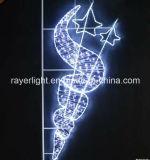 [لد] كبيرة خفيفة عيد ميلاد المسيح عطل يشعل نجم زخرفة ضوء