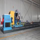 Специальное вырезывание трубы конструкции ферменной конструкции CNC и скашивая плазма машины и автомат для резки резца пробки металла пламени круглый