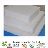 Enchimento de Dacron Poliéster branco acolchoada para sofá mobiliário revestimento use