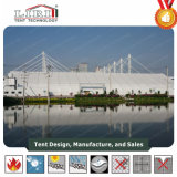 TFS im Freien grosse Ausstellung-Zelt-40X120m gebogene Zelle bei Kazakstan