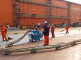 船のデッキの錆のクリーニングのためのショットブラスト機械のよい使用