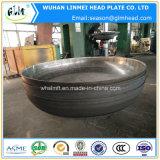 Protezioni di estremità servite ellittiche del acciaio al carbonio delle parti inferiori per il contenitore a pressione