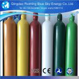 /47L/50L van de Gasfles van het Staal van de PUNT 3AA de Naadloze 40L Cilinder van de Zuurstof