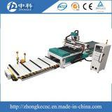 機械か自動up-Down材料表CNCのルーターを切り分けるCNCを作る家具