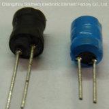 Induttore di potere della bobina di bobina d'arresto del Lgb/induttore Wirewound radiale con RoHS