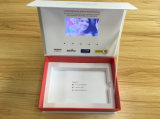 "2.4 '' /2.8 '' folheto video video do caixa do livreto de TFT LCD Card/LCD de "" /7'/10 /4.3'/5 ''/o video para anunciar"