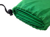 8つのパネルのFoldableシート・クッションの緑