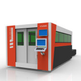máquina de corte de fibra a laser CNC / Cortador a Laser CNC