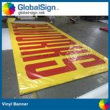 De dubbele Kanten Afgedrukte Flex Banners van pvc (LDM2525/440)
