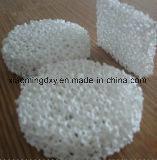 Глинозема керамический фильтр для пены для литейного чугуна литой расплавленного металла