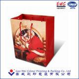 ギフトのためのクリスマスの紙袋