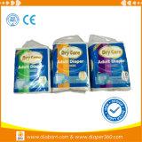 Mantenimiento de la cama de calidad limpia Conpetitive adultos pañal desechable impermeable