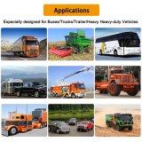 """Mobiele Visie 9 """" Systeem van de Camera van de Mening van de Vierling Ahd het Reserve voor de Visie van de Veiligheid van de Tractor van het Landbouwbedrijf"""