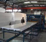 屋根および壁のための軽量EPSサンドイッチパネル機械