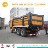 Shacman 덤프 트럭 F2000 6X4 375HP 35t