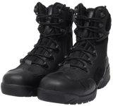 Swat Quick Release Fastener Holes com 7-Inch Desert botas, botas de combate, botas de assalto, botas militares, botas de exército, botas táticas