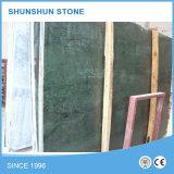 Mattonelle di marmo verdi dell'India di alta qualità