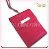 Förderung-Geschenk-bessere Qualität PU-lederner Identifikation-Kartenhalter