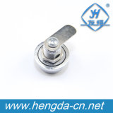 Yh1215 3 디지털 둥근 조합 내각 캠 자물쇠 로커 자물쇠