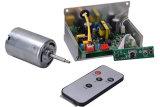 12V 24V Marcha de la precisión de ahorro de energía con el controlador de motor transmisión planetaria