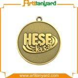 Подгонянное медаль металла спорта высокого качества даже
