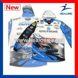 2017 Pesca Wear Healong UV-Protection Custom-made camisas de pesca impressas digitais