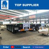 Het Voertuig van de titaan - 4 As 40 Aanhangwagen van de Auto van het Bed van het Voertuig van ' 48 ' Vrachtwagens en van Aanhangwagens de Vlakke