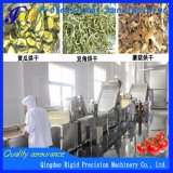 Drogende Machine van het Voedsel van de grote Schaal de Ononderbroken (het roestvrij staal van de voedselrang)