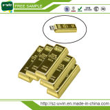 USB novo do metal da movimentação do flash do USB da barra de ouro de Arrivel