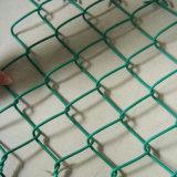 鋼鉄塀の庭の塀の防御フェンスの溶接された金網