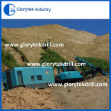 発破穴の掘削装置の大きい価格のクローラー採鉱の掘削装置