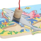 De aangepaste Magneet van de Koelkast van EVA van het Stuk speelgoed Onderwijs