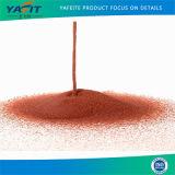 Abrasivi del metallo di colore della natura che sopportano la sabbia asciutta del granato (per Waterjet)
