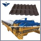 Высокое качество шага оформление листа крыши роликогибочная машина