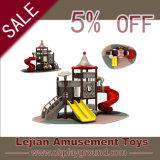 Style du robot mini terrain de jeux avec certificat CE Kids Playhouse (X1516-10)