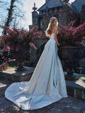 Robe de mariée en marbrure en marbrure en marbrure Robe de mariée rétro Guerlain Sweetheart Gv20174