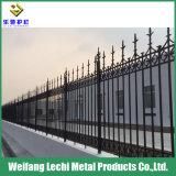 Haute résistance et une installation facile de clôture de l'acier pour la sécurité