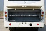 Coche de pasajero de Rhd/LHD Dongfeng 140HP/omnibus (asiento de programa piloto 27+1 con 3 asientos plegables)